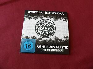 BONEZ MC / RAF CAMORA - PALMEN AUS PLASTIK - LIVE IN STUTTGART - DVD