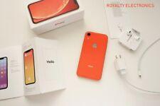 New Apple iPhone XR 64GB 128GB 256GB Factory Unlocked T-Mobile AT&T Verizon