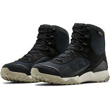 Under Armour UA Valsetz Cordura Tactical Boots Black 3022289-001 Men's Size 11.5