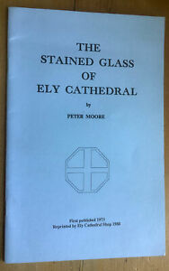 Stained Glass of Ely Cathedral, 1988.