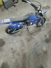 Razor Mx350 24V Dirt Rocket Electric Ride-On Motocross Bike - Blue