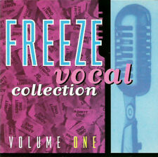 Freeze Vocal Collection Volume One CD