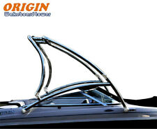 Origin Aluminium Owt-Iib Challenger Boat Wakeboard Tower Glossy Black defect