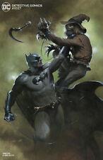 Detective Comics #1027 Cvr I Dell Otto Batman Scarecrow Variant (Nm) Dc Joker