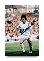 Allan Clarke Signed 6x4 Photo Leeds United England Autograph Memorabilia + COA