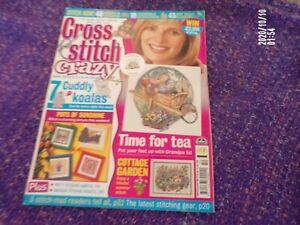 Cross Stitch Crazy Magazine Issue 50 September 2003