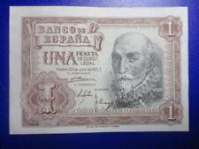 BILLETE DE 1 PESETA DE 1953  SIN CIRCULAR  MARQUES DE SANTA CRUZ