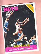 1975  TOPPS  # 300  JULIUS ERVING  NM/MT
