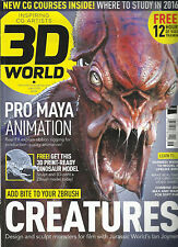3D WORLD MAGAZINE,JUNE, 2016  SORRY, FREE 12 HOURS OF VIDEO TRAINING ARE MISSING