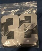 MARCUS ALLEN AUTOGRAPHED SIGNED JERSEY LOS ANGELES RAIDERS WITH BECKETT COA