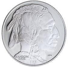 Random Date Highland Mint 1 oz Silver Buffalo Round SKU51868