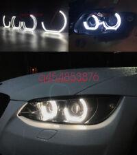 4pcs Angel Eyes DTM STYLE M4 STYLE For BMW 1 Series E82 E88 E87 E81 2008 - 2011