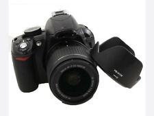 Lens Hood as Nikon HB-N106 for D3300 D5300 D5500 AF-P 18-55mm f/3.5-5.6G VR - UK