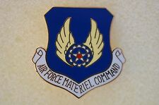 US USA USAF Air Force Materiel Command Military Hat Lapel Pin