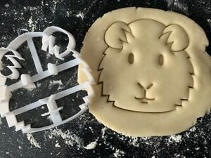 Guinea Pig Large Cookie Cutter Pastry Biscuit Icing Fondant Baking Cake