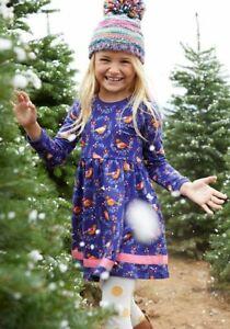 Matilda Jane PARTRIDGE Dress Size 6 Girls New In Bag Christmas Birds Holiday