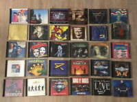 Sammlung Konvolut CD Rock Metal Genesis Rammstein Meat Loaf Dropkick Murphys Set