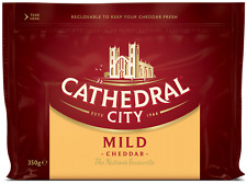 NEW // Cathedral City WHITE MILD CHEDDAR CHEESE // Shipping w/ tracking number