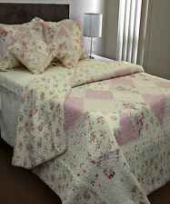 Handmade 100% Cotton Pictorial Quilts & Bedspreads