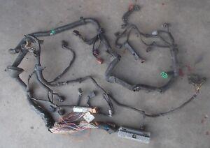 NISSAN STAGEA series1 WGC34 4WD RB25DET engine wiring loom harness sec/h #9