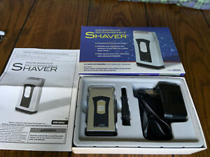 Electric Shaver Shaver Travel Size Rechargeable Shaving Machine Wet/Dry for Men
