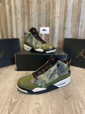 Nike Air Jordan Dub Zero Camo Men's UK 9 EUR 44 (311046 200)