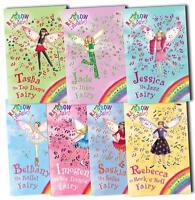 Rainbow Magic Dance Fairies Collection Daisy Meadows 7 Books Set 50 To 56 Pack