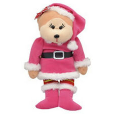 SKANSEN CUDDLY KID MISS CHRISSY CLAUS THE BEAR  MINT WITH MINT TAG OCTOBER  2012