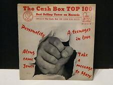 CASH BOX TOP100: RIKKI HENDERSON Personality / PAUL RICH Along came Jones DLS012