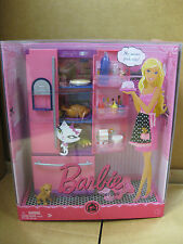 2008 Barbie dolls Dream Refrigerator