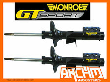 VT COMMODORE SEDAN V6 MONROE GT SPORT FRONT STRUTS/SHOCK ABSORBERS/SHOCKS