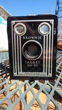 Brownie Target Six 20 Camera  Kodak Vintage 1940's
