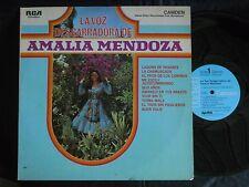 1ZZ CAMDEN CFS-438(e) LA VOZ DESGARRADORA DE MARIACHI AMALIA MENDOZA BUEN VIAJE