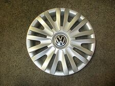 "New 2010 2011 2012 2013 Passat Jetta Golf 15"" Hubcap Wheel Cover 61560"