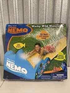 Disney Pixar Finding Nemo Wacky Wild Waterslide