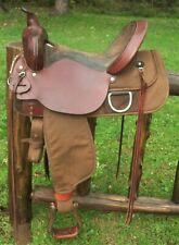 "CIRCLE Y PARK & TRAIL HIGH HORSE CODURA SADDLE 15 - 16"" Wide Tree 8"" Gullet"