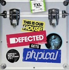 VARIOUS ARTISTS - DEFECTED GETS PHYSICAL NEW CD