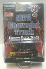 M2 MiJo 1979 Chevrolet Truck Square Body Truck Chase 350 VHTF