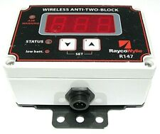 RaycoWylie R147 Wireless Anti-Two-Block Indicator - Control only!
