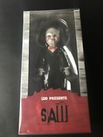 Mezco Toyz Living Dead Dolls Presents: Saw Billy Doll Figure MISB In Stock