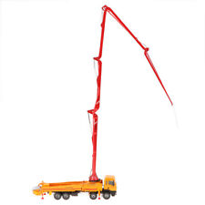 1/50 Alloy Die-cast Pump Truck Construction Equipment Vehicle Toy Collection