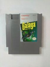 Galaga Demons of Death Nintendo NES Authentic OEM Game Cartridge Only - Tested