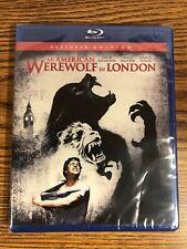 An American Werewolf In London Blu-ray Restored Edition Brand New 1981 Horror