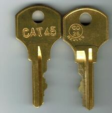 GE EST EDWARDS CAT 45 Fire Alarm Key