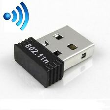 USB Mini WiFi Wireless Adapter WI-FI Network Card 802.11n 150M