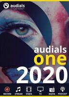 Audials One 2020 - ESD - Download Version - Sofortversand - Vollversion - PC