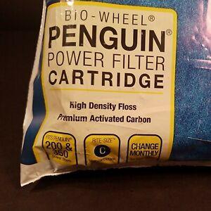 Marineland Rite Size C Cartridge 3 Pack BIO-WHEEL Penguin Cartridges New