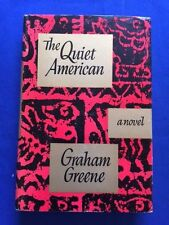 THE QUIET AMERICAN - FIRST AMERICAN EDITION BY GRAHAM GREENE
