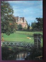 POSTCARD WORCESTERSHIRE DROITWICH SPA - THE CHATEAU IMPNEY HOTEL