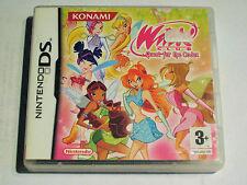 WINX CLUB - Quest for the Codex - Jeu DS/XL/DSI/Lite/3DS sans sa notice